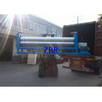 Quality 6Kw Round Wave Roof Making Machine Barrel Drum Type 5000X 2000X1650 mm for sale