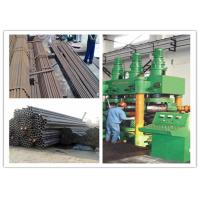 Buy 7 Rollers Pipe Automatic Straightening Machine for Metal / Steel Pipes at wholesale prices