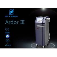 Quality Vertical Diode Laser Hair Removal Machine , Professional Laser Hair Removal Device for sale