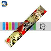 Quality Custom 3d lenticular Ruler Straight Rulers Promotional Gift Stationery for sale