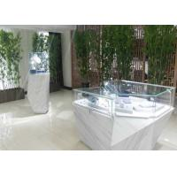 Buy Wooden Glass Jewelry Showroom Display Cabinets Bizarre Style Design at wholesale prices