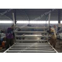 Quality Temporary Portable Cattle Yard Panels Metal Tube Horse Fencing for sale