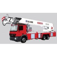Quality CDZ53 Aerial Platform Fire Truck for sale