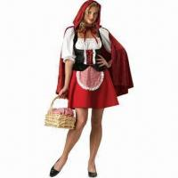 Buy cheap Women's Costume for Party and Halloween, XS to 4XL from wholesalers