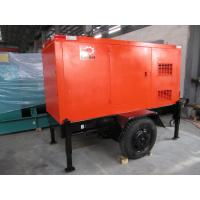 Quality 20KW / 25KVA Mobile Electric Generator With 4L Cylinder Cummins Power for sale