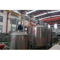 Quality Aseptic Fruit Juice Processing Equipment Glass Bottle Honey Filling And Capping for sale
