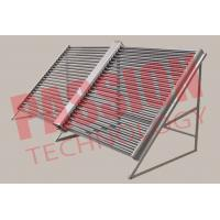 Buy cheap Eco Friendly Evacuated Solar Tube Collectors , Solar Hot Water Collector Easy from wholesalers