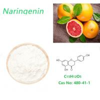 Quality Water - Soluble Naringenin Supplements CAS 480 41 1 Powdered Grapefruit Extract for sale
