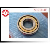 Quality Timken Stainless Steel Roller  Bearings NU2204E  ABEC3 Z2V2  ID 20 MM for sale