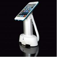 Quality COMER Anti-Theft Mobile Phone counter Display Holder/Stands with Charging and Alarm Function for sale