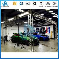 Quality Stable Modular Aluminum Truss Display 290mm - 1200mm Size Customized Length for sale