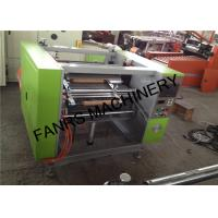 Quality Eco-friendly Aluminium Foil Rewinder Machine , High Speed MJ-AF450 for sale