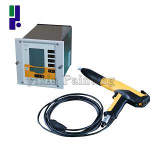 Manual Powder Coating Spray Gun Machine High Voltage Generator Easy Operation