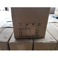 Quality AGM Rechargeable Lead Acid Battery 6 Volts 6Ah Long Service Life With Black Color for sale