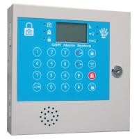 Quality New LCD Display Menu Office GSM Alarm System for sale