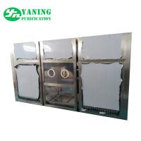 Quality GMP Dynamic Vertical Laminar Air Flow System Hood For Filling / Sealing Machine for sale