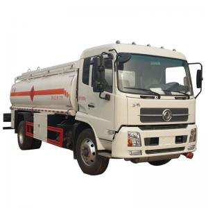 Quality XDEM Dongfeng 132kw 15000L Fuel Tanker Truck With Diesel Engine for sale