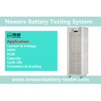 Quality High Precision Battery Cycle Life Tester , 40V / 300A High Power Battery Test System for sale