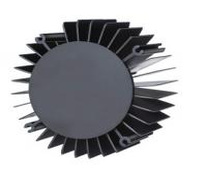 Quality OEM Customized LED Heatsink  extruded aluminium profiles High performance for sale