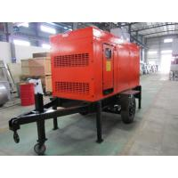 Quality 125KVA Mobile Electric Generator Powered By Cummins Engine 6BTA5.9-G2 for sale