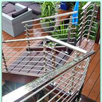 Quality High Quality Modern Design Anti-rust Safty Rod Railing With Handrail for sale