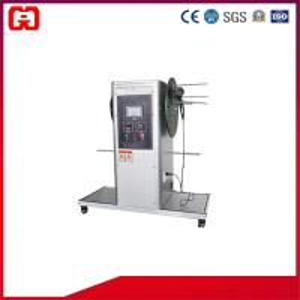 China Power Cord Bending Test Machine Load  300g, 500g  40mm Anti-Swing Bar Spacing on sale