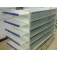 Buy cheap Metal Durable Adjustable Customized Size Gondola Display Stands Racking For Supermarket from wholesalers