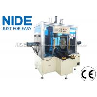 Quality Nide Stator Coil Forming Machine Suitable For Germany With Touch Screen for sale