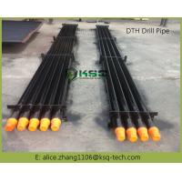 Quality 76mm 89mm 114mm Rock Drilling Tools DTH Superior Drill Pipe for sale