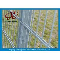 Quality Rot Proof Double Loop Ornamental Wire Fencing For Backyard 3mm-4mm for sale