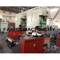 Quality 80 Ton Aluminum Foil Container Machine With Automatic Lubrication System for sale