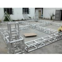 Quality Aluminum truss , 6082-T6 Stage Lighting Truss For Exhibition Stand Build And Stage Truss for sale