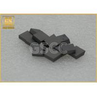 Buy cheap Impact Toughness Custom Tungsten Carbide Bar With 100% Virgin Raw Material from wholesalers