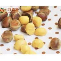 Quality Delicious Organic Frozen Fruit Grade A Chestnuts For Home / Restaurant for sale