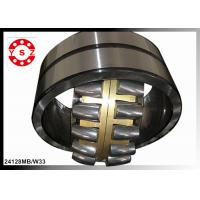 Quality Large Precise Spherical Roller Bearing 24128 Single Row With MB Cage for sale