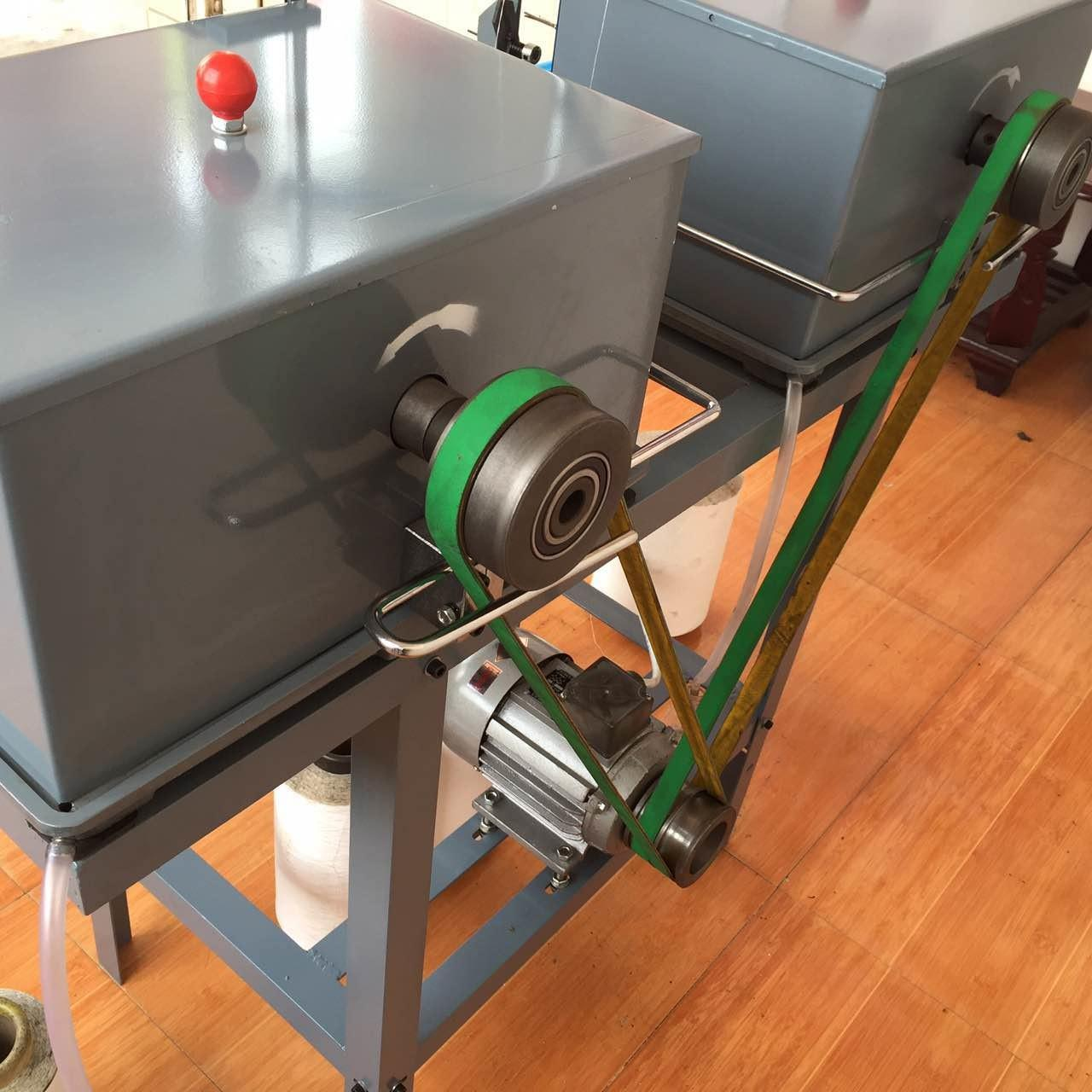 Quality Four Head Cocoon Bobbin Winding Machine Small Volume 81×54×37cm Strong Stability for sale