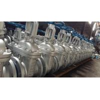 Quality Cast Steel Flanged Gate Valve Be Glass 300 LBS , Bolted Bonnet , O. S And Y With R.F for sale
