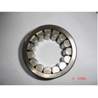 Quality NU / NJ / N203 Eccentric Cylindrical Roller Thrust Bearings Single Row With Chrome Steel for sale