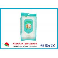 Buy Biodegradable Dog Face Wipes Preservative Free With Sanitizing at wholesale prices