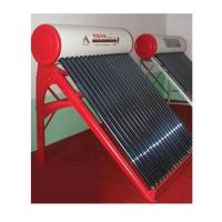 Quality Compact non pressurized solar water heater with ISO, CCC, CE, TUV certificate for sale