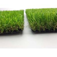 Buy cheap Multifunction Environmental Synthetic Fake Grass Landscaping With 5 - 8 Years from wholesalers