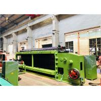 Quality 25r/Min Speed Gabion Machine With Automatic Straightening / Cutting System for sale