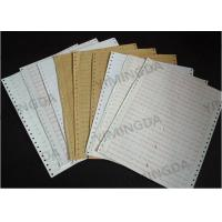 Buy Professional Computer CAD Plotter Paper 80gsm Job ticket paper at wholesale prices