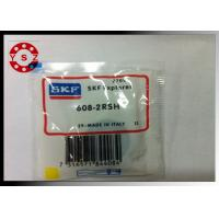 Quality Sealed Miniature Deep Groove Ball Bearings Stock  Ball Bearing 608-2RSH for sale