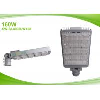 Quality Bright 160w High Power Led Street Light / Garden Street Lamps Adjustable for sale