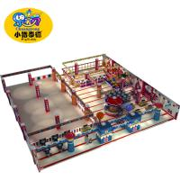 Quality Shopping Centers Toddler Indoor Play Equipment , Commercial Childrens Soft Play Equipment for sale