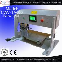 Quality Four Depaneling Speeds PCB Separator Machine With Circular And Linear Blades for sale