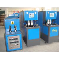Quality 1.5L PET Semi-Automatic Bottle Blowing Machine Preform Heater 60HZ Water Production Line for sale