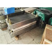 Quality Tip Top Rema Rubber Conveyor Belt Vulcanizing Machine For Coal Mine 44 Inch Plate for sale