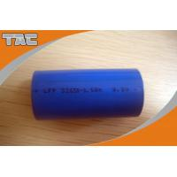 Buy cheap 3v Lithium battery Stable 3.2V IFR32650, 5Ah Rechargeable Battery from wholesalers